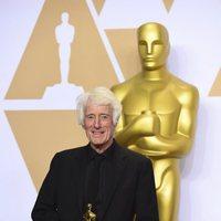 Roger Deakins, ganador del Oscar a la Mejor Fotografía por 'Blade Runner 2049'