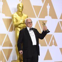 James Ivory, Oscar a Mejor guion adaptado por 'Call Me By Your Name'