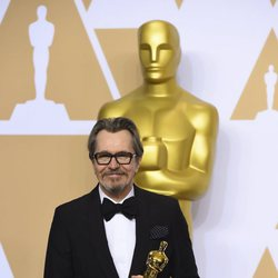 Gary Oldman, Oscar a Mejor actor por 'El instante más oscuro'