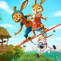 Rabbit School: Los guardianes del huevo de oro