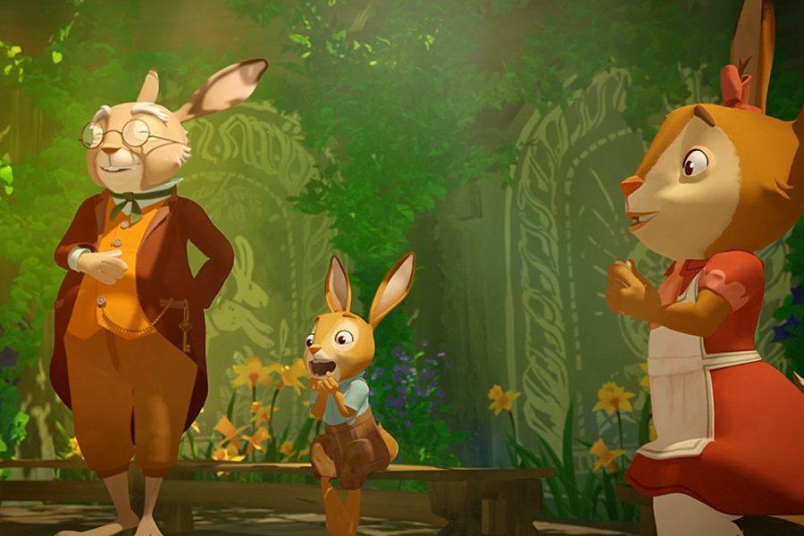 Rabbit School: Los guardianes del huevo de oro, fotograma 5 de 7