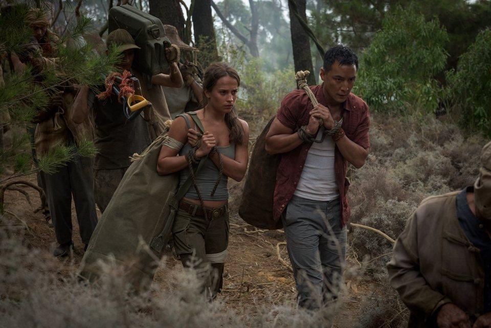 Tomb Raider, fotograma 46 de 46
