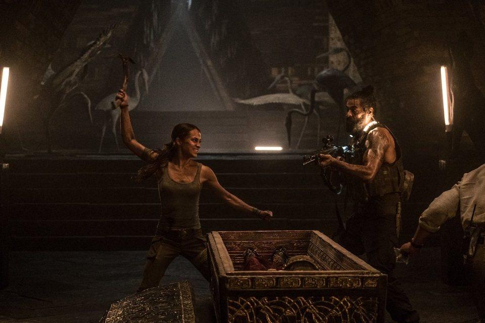 Tomb Raider, fotograma 43 de 46