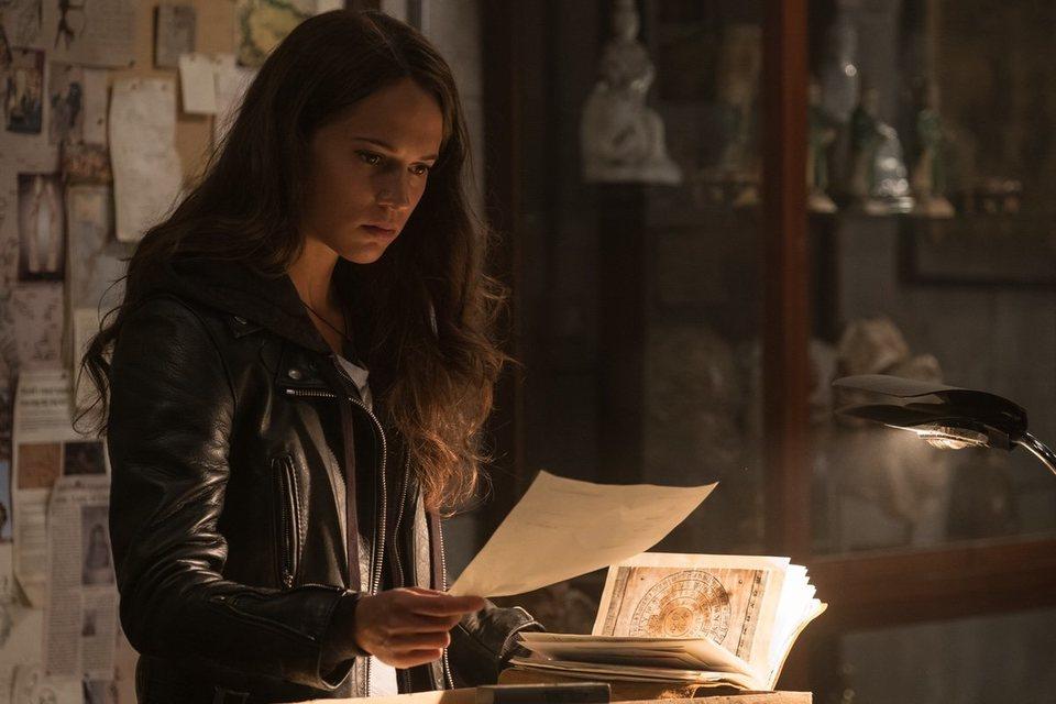 Tomb Raider, fotograma 42 de 46