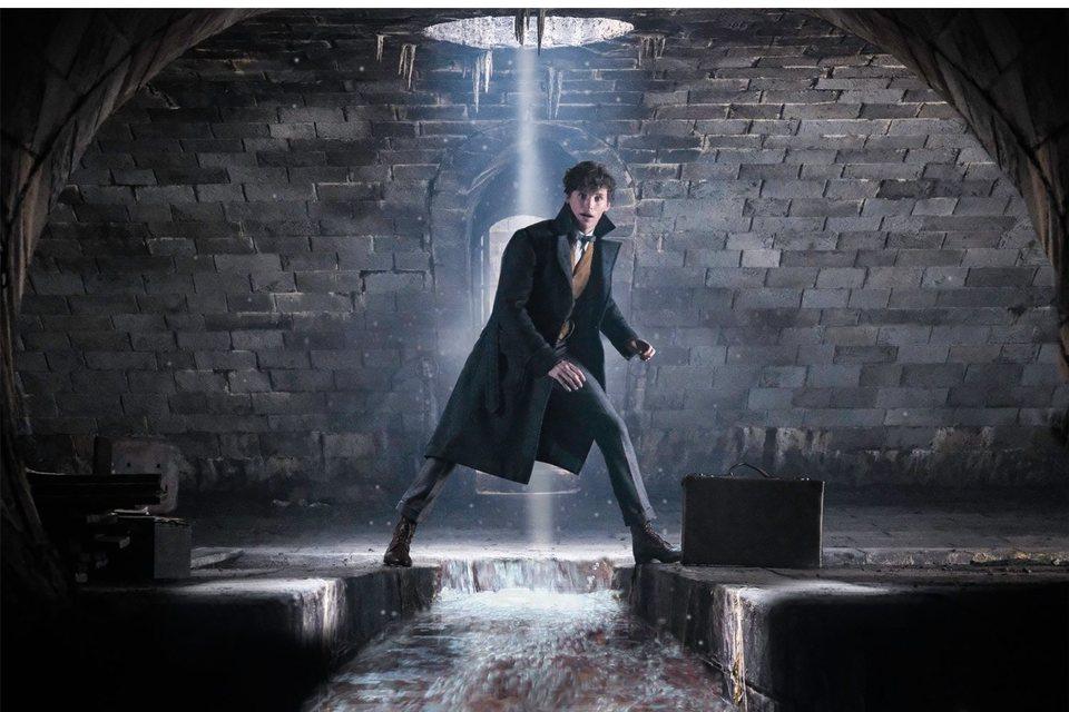 Fantastic Beasts: The Crimes of Grindelwald, fotograma 2 de 6