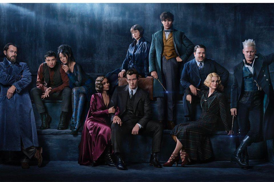 Fantastic Beasts: The Crimes of Grindelwald, fotograma 1 de 6