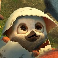 Ploey: Cabeza de chorlito