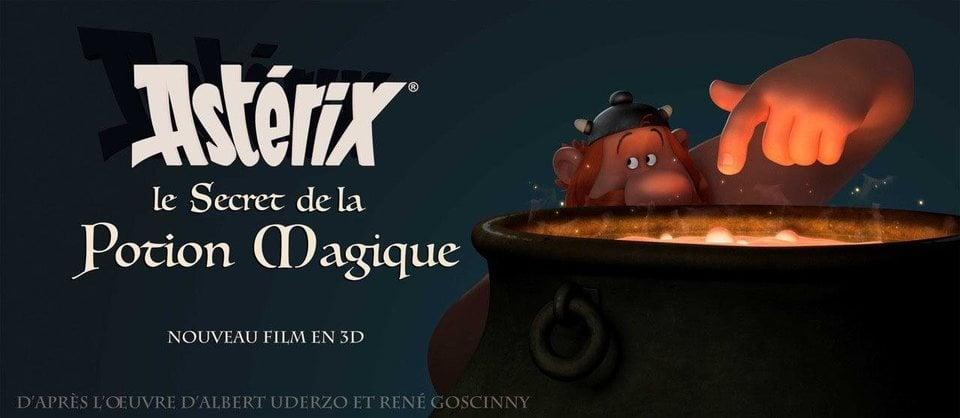 Astérix: El secreto de la poción mágica, fotograma 1 de 22
