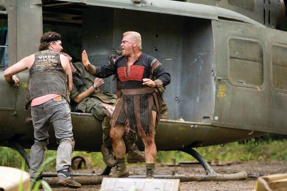 Tropic Thunder: ¡Una guerra muy perra!, fotograma 4 de 25