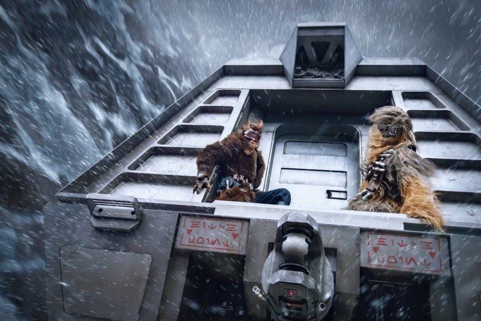 Han Solo: Una historia de Star Wars, fotograma 1 de 15