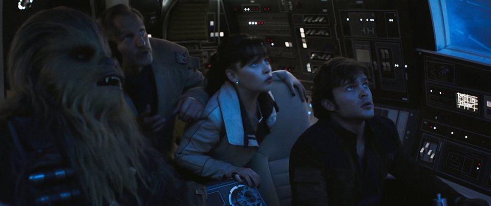 Han Solo: Una historia de Star Wars, fotograma 9 de 15