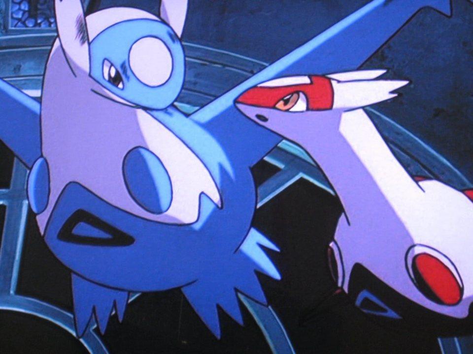 Héroes Pokémon, fotograma 1 de 16