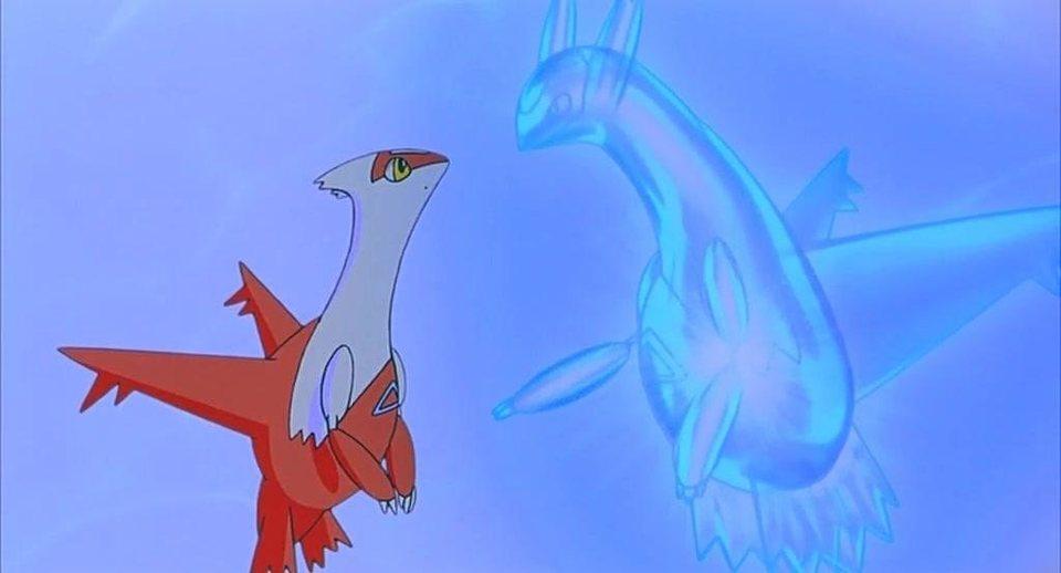 Héroes Pokémon, fotograma 13 de 16