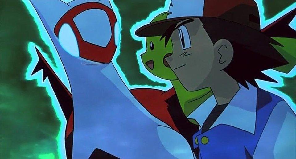 Héroes Pokémon, fotograma 10 de 16