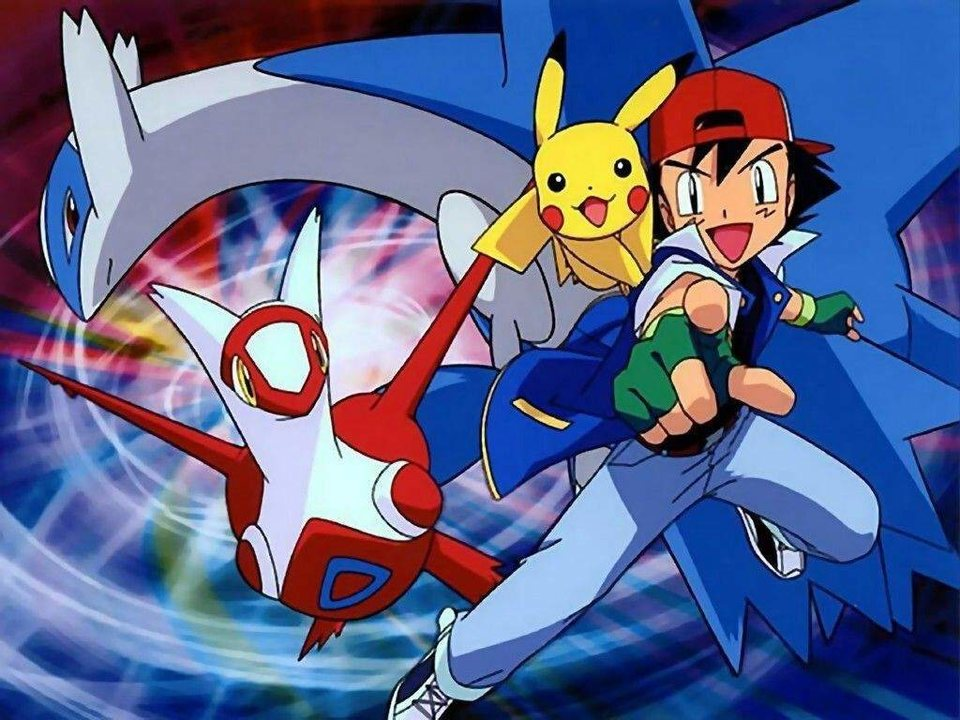 Héroes Pokémon, fotograma 16 de 16