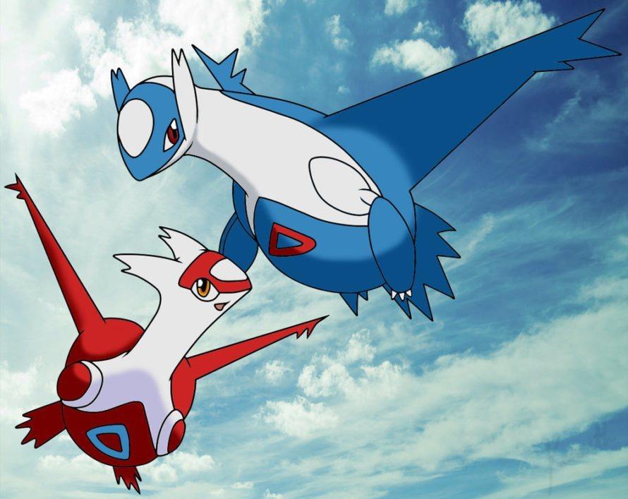 Héroes Pokémon, fotograma 15 de 16