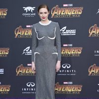 Karen Gillan at the world premiere of 'Avengers: Infinity War'