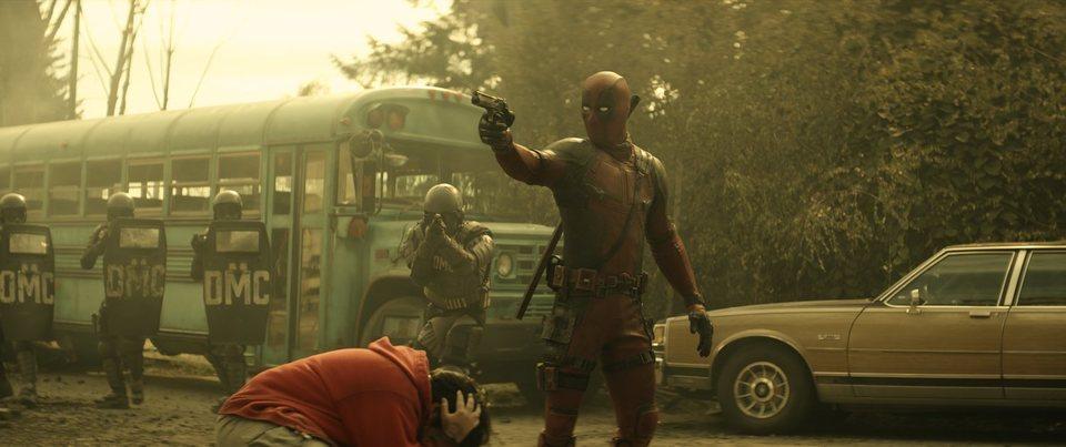 Deadpool 2, fotograma 8 de 16