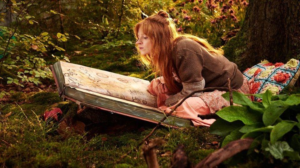 La pequeña bruja, fotograma 4 de 11
