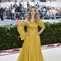 Amanda Seyfried at the Met Gala 2018