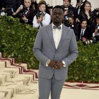 Daniel Kaluuya en la Gala Met 2018