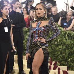 Jennifer Lopez en la Gala Met 2018