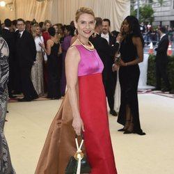 Claire Danes en la Gala Met 2018