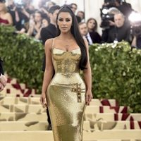 Kim Kardashian en la Gala Met 2018