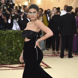 Kylie Jenner en la Gala Met 2018