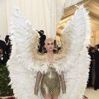 Katy Perry en la Gala Met 2018