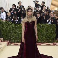 Priyanka Chopra en la Gala Met 2018