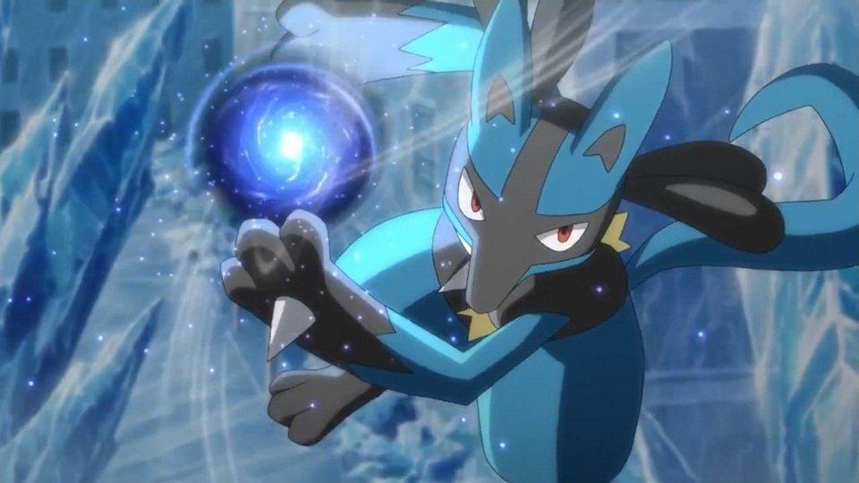 Pokémon 8: Lucario y el misterio de Mew, fotograma 1 de 16