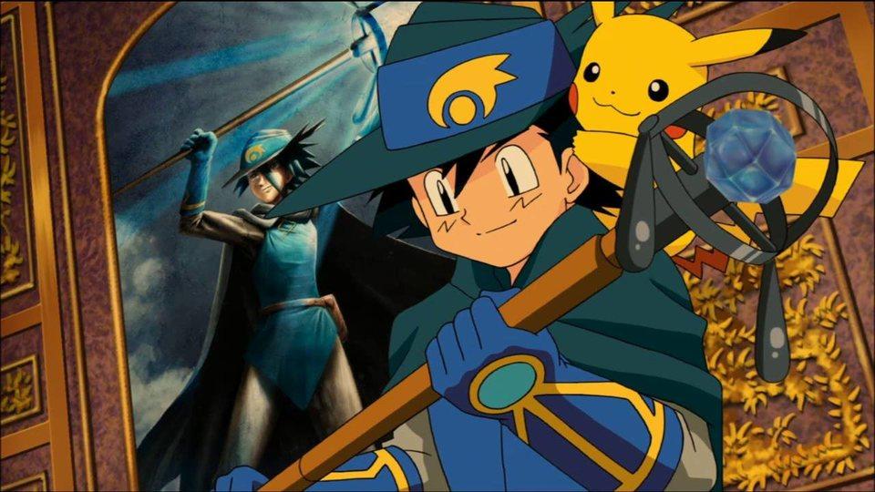 Pokémon 8: Lucario y el misterio de Mew, fotograma 2 de 16