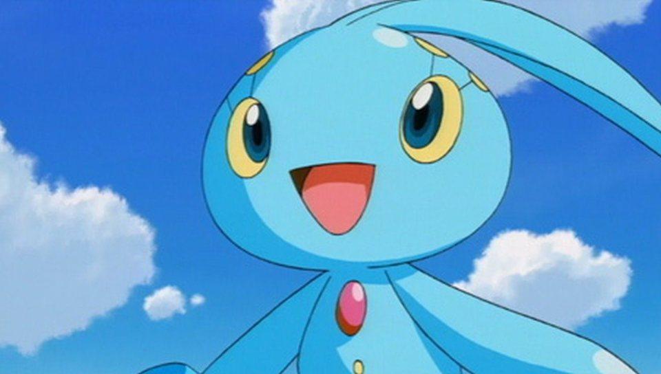 Pokémon 9: Pokémon Ranger y el templo del mar, fotograma 1 de 20