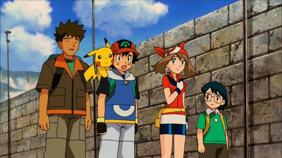 Pokémon 9: Pokémon Ranger y el templo del mar, fotograma 2 de 20