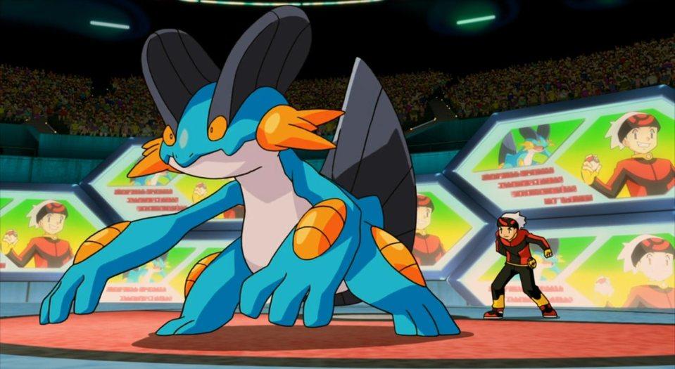 Pokémon 9: Pokémon Ranger y el templo del mar, fotograma 20 de 20