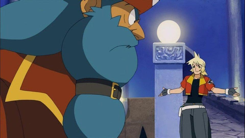 Pokémon 9: Pokémon Ranger y el templo del mar, fotograma 19 de 20