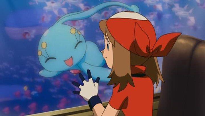 Pokémon 9: Pokémon Ranger y el templo del mar, fotograma 18 de 20