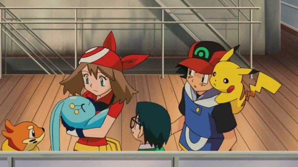 Pokémon 9: Pokémon Ranger y el templo del mar, fotograma 16 de 20