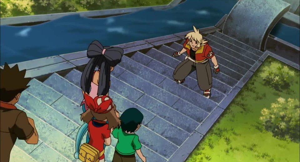 Pokémon 9: Pokémon Ranger y el templo del mar, fotograma 13 de 20