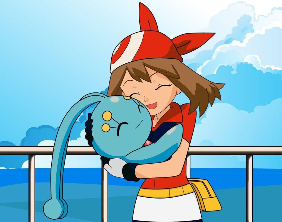 Pokémon 9: Pokémon Ranger y el templo del mar, fotograma 9 de 20