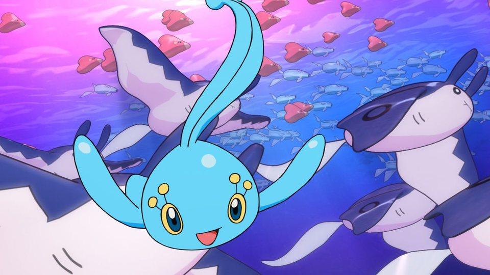 Pokémon 9: Pokémon Ranger y el templo del mar, fotograma 7 de 20