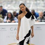 Thandie Newton asiste a la premiere de 'Han Solo: Una historia de Star Wars' durante el Festival de Cannes