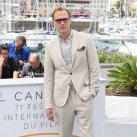 Paul Bettany asiste a la premiere de 'Han Solo: Una historia de Star Wars' durante el Festival de Cannes