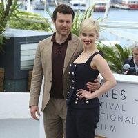 Emilia Clarke y Alden Ehrenreich asisten a la premiere de 'Han Solo: Una historia de Star Wars' durante el Festival de Cannes