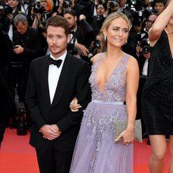 Kevin Connolly asiste a la premiere de 'Han Solo: Una historia de Star Wars' durante el Festival de Cannes