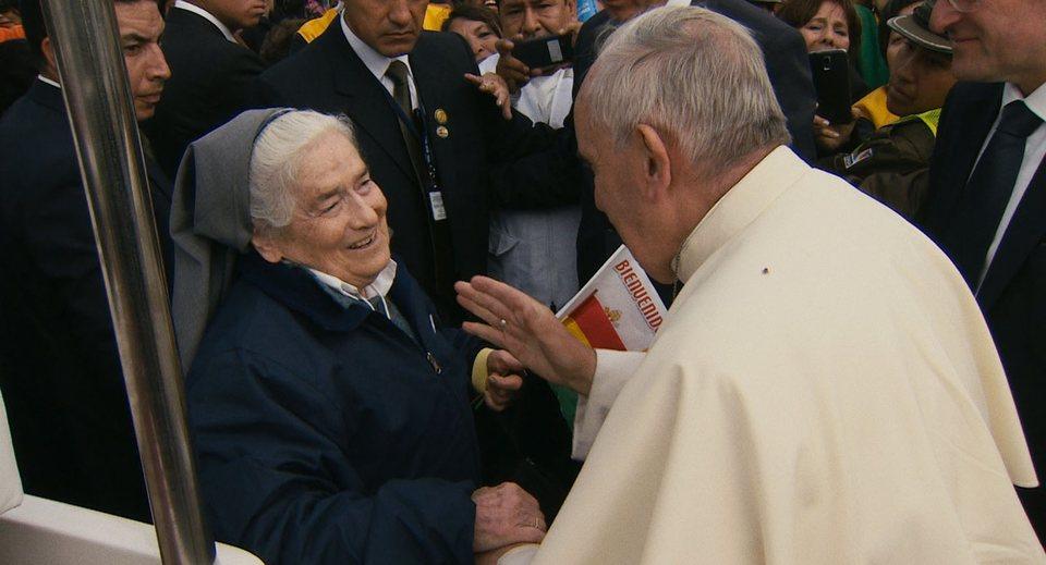 El papa Francisco: Un hombre de palabra, fotograma 14 de 20