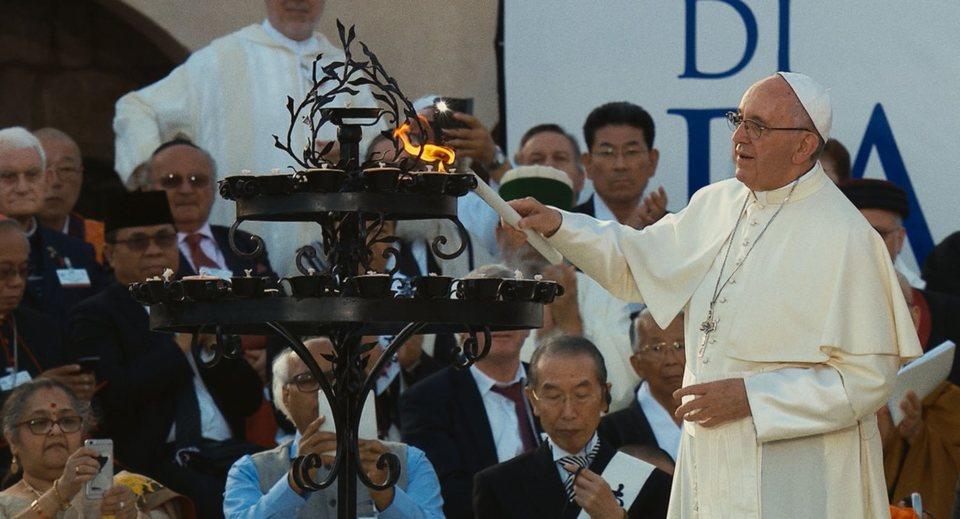 El papa Francisco: Un hombre de palabra, fotograma 6 de 20