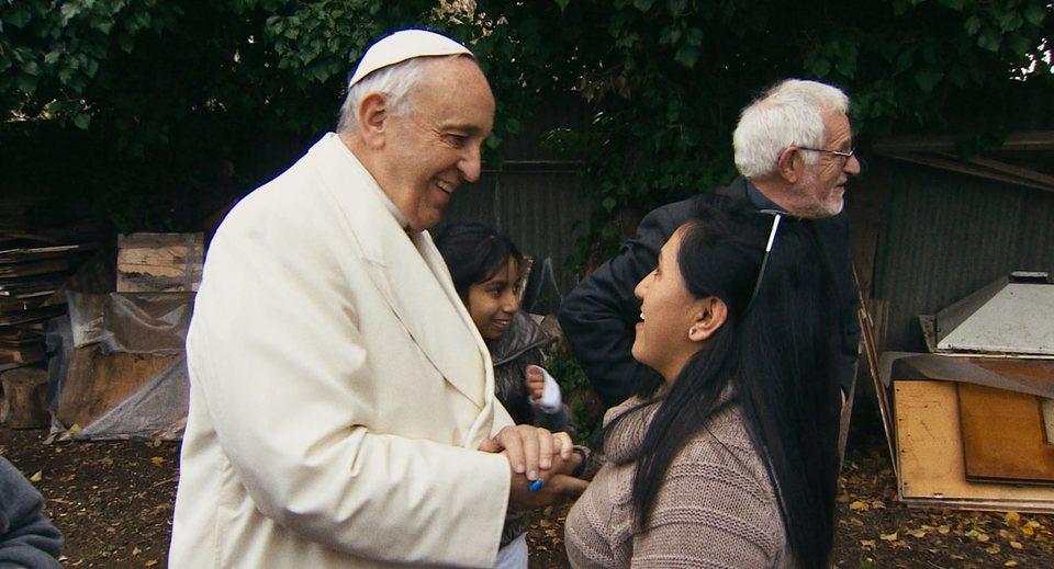 El papa Francisco: Un hombre de palabra, fotograma 4 de 20