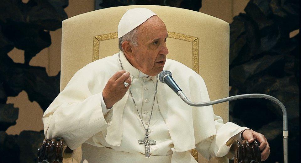 El papa Francisco: Un hombre de palabra, fotograma 3 de 20